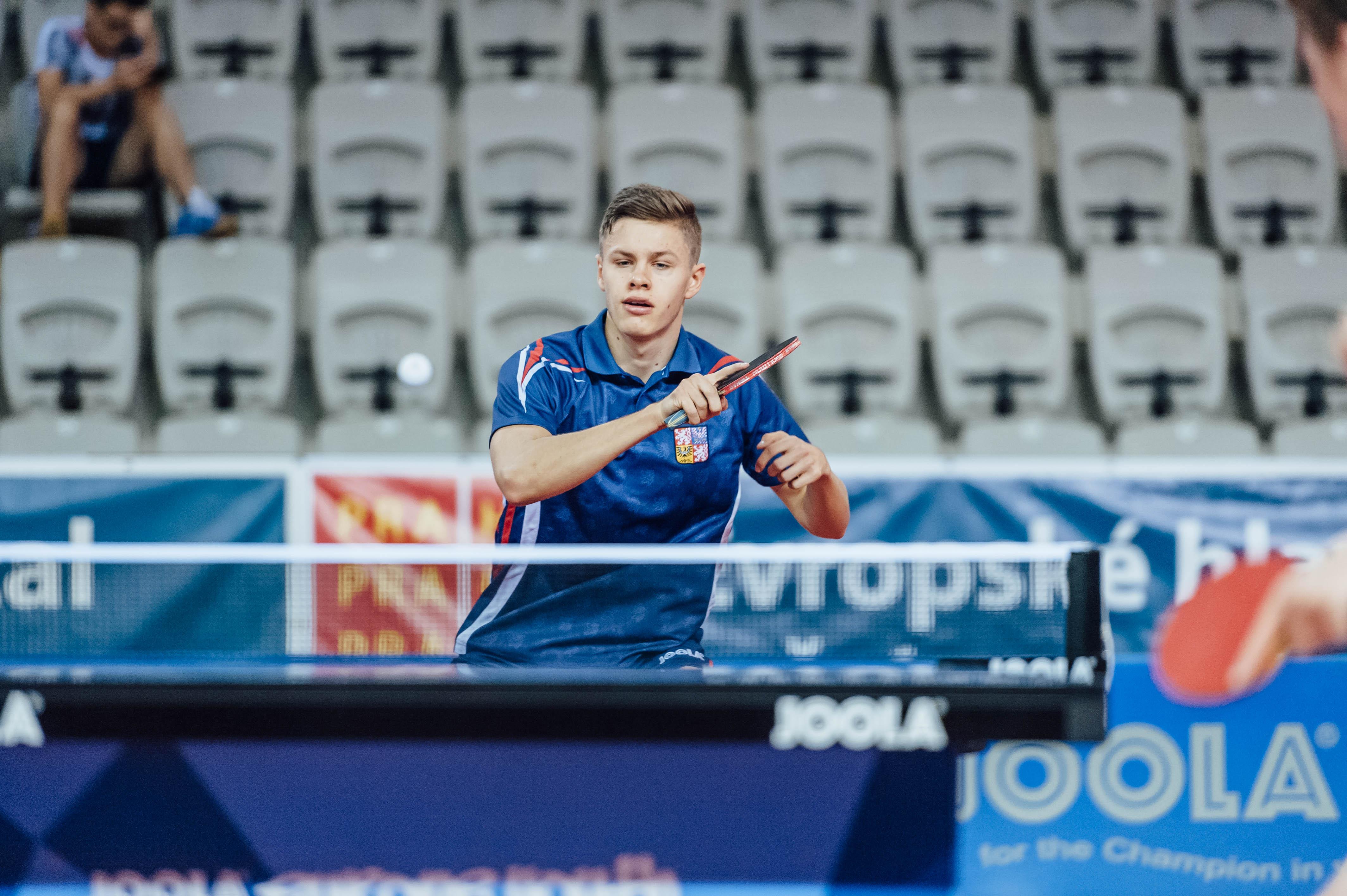 Famózní pražská jízda českého juniora. Foto: www.ping-pong.cz