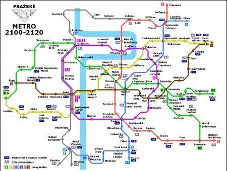 Metro Slouzi Praze Uz Petatricet Let Portal Hlavniho Mesta Prahy