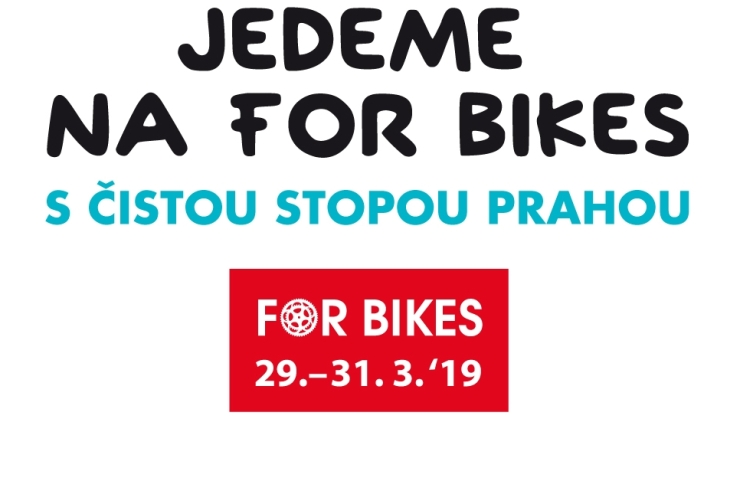 Jedeme na For Bikes