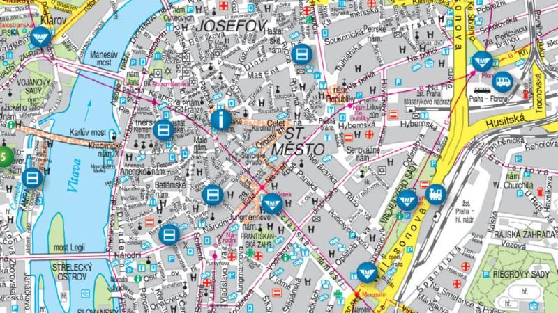 Praha Radi Turistum Portal Hlavniho Mesta Prahy