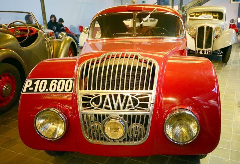Technicke Muzeum Vystava Vozu Jawa Portal Hlavniho Mesta Prahy