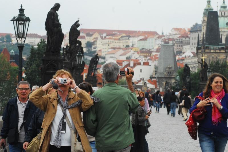 Cestovní ruch praha