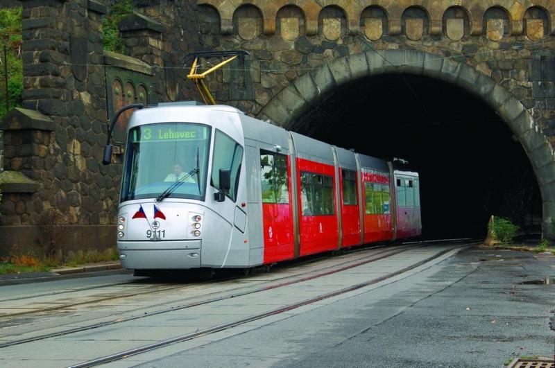 Pražsk 233 Tramvaje Port 225 L Hlavn 237 Ho Města Prahy