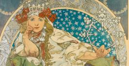 Alfons Mucha und seine Werke