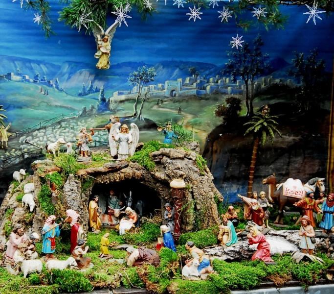 Christmas Crib Decoration 2017 Decorations