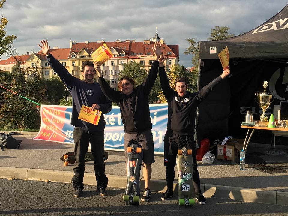 Czech Sk8 Slalom Cup – Prague Open 2016. Foto: www.sk8boarder.cz