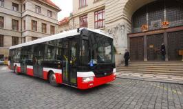 Автобусные перевозки в Праге осуществляются несколькими перевозчиками, главным образом Dopravní podnik Hlavního města...